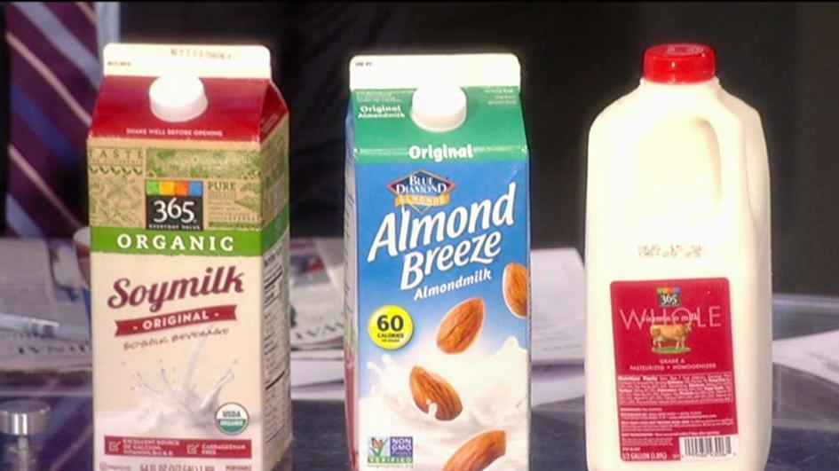 Pediatrician Dr. Tanya Altmann on the FDA push to rename milk substitutes.