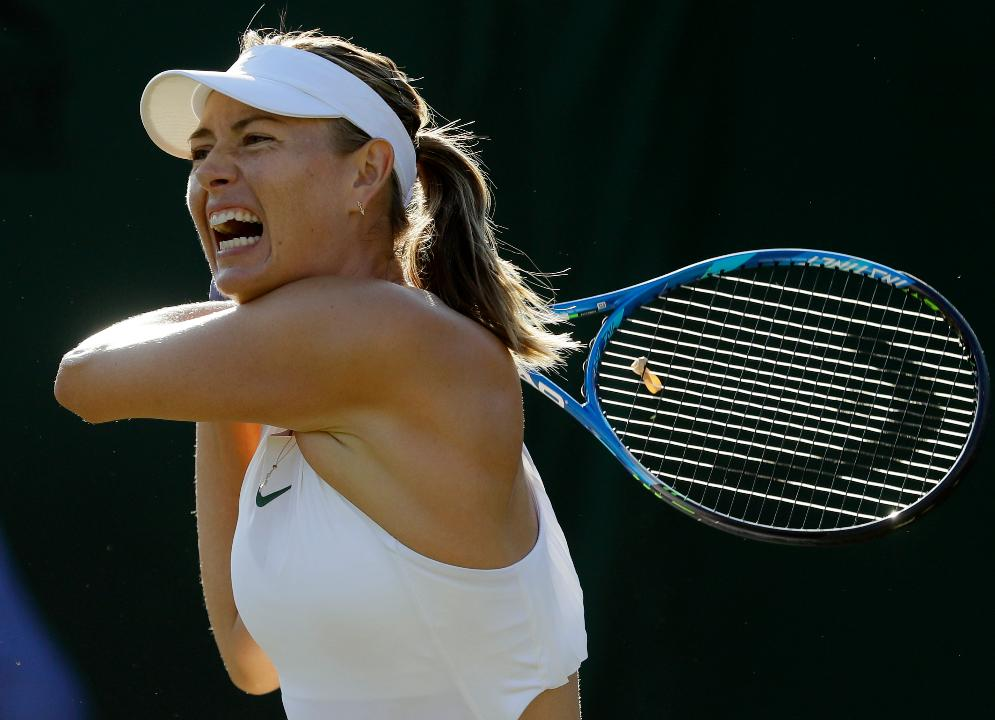 The five-time Grand Slam star opens up about how her 15-month suspension affected her brand.