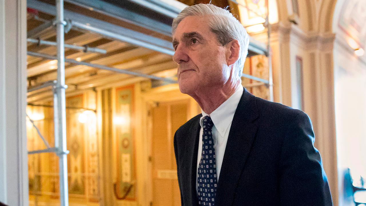 Should Mueller look into the creation of the Russia dossier?