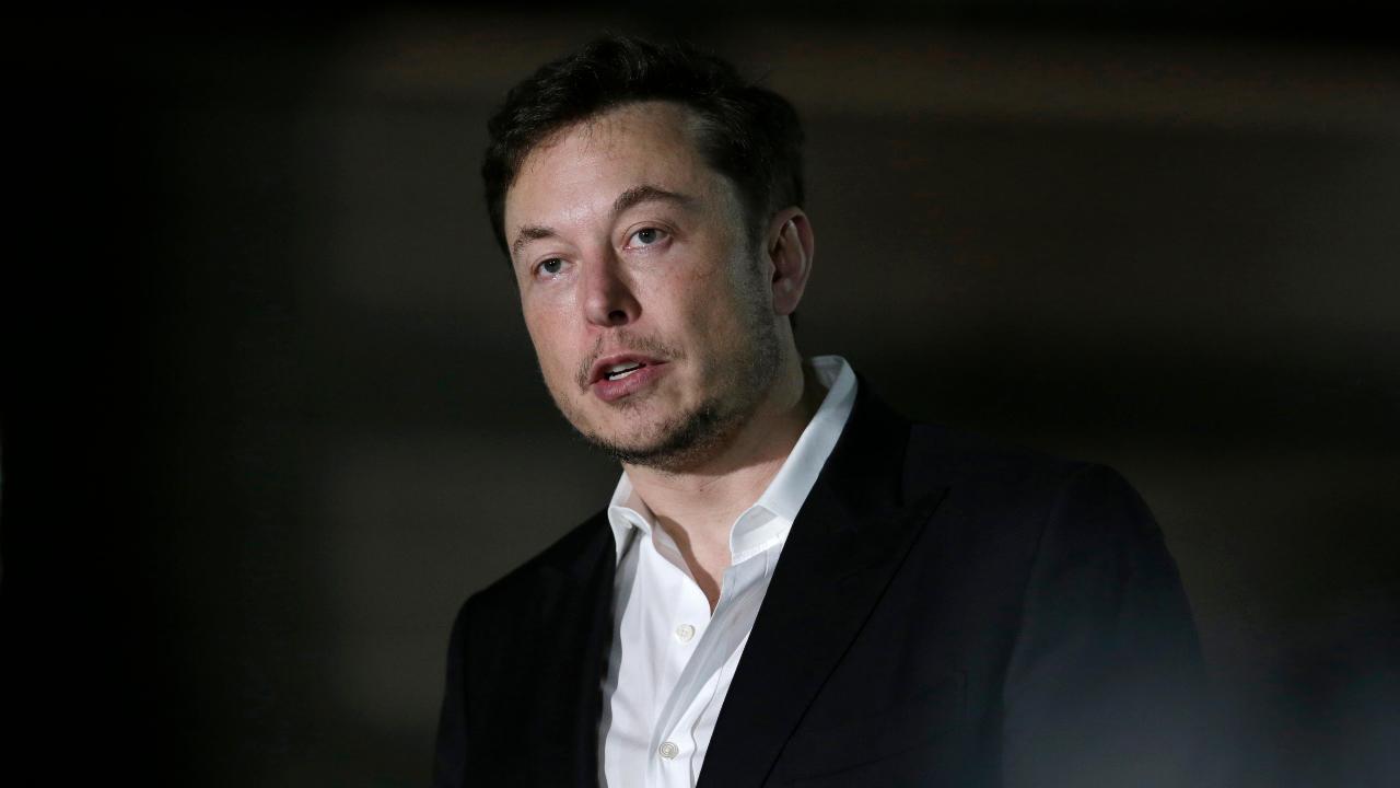 FBN's Stuart Varney on the future of Tesla under Elon Musk's leadership.