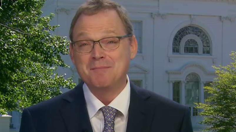 White House Council of Economic Advisers Chairman Kevin Hassett on the state of the economy and the Trump administration's trade negotiations.