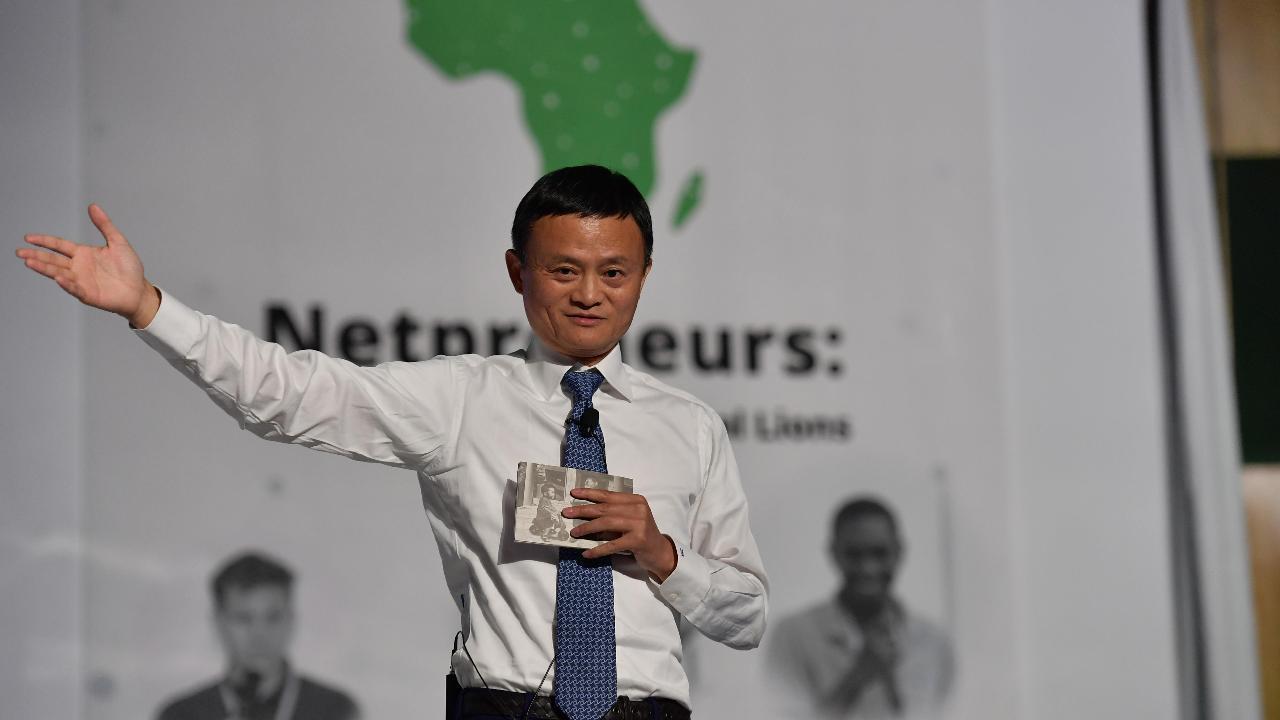 FBN's Maria Bartiromo breaks down Alibaba's first quarter results.<br>