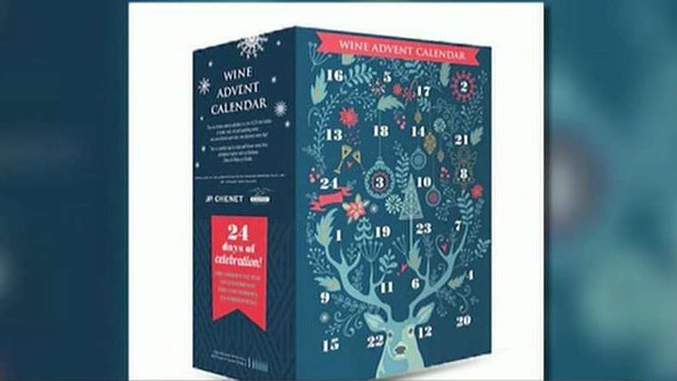 FBN's Cheryl Casone discusses how Aldi is bringing its wine and cheese Advent calendars to the U.S.