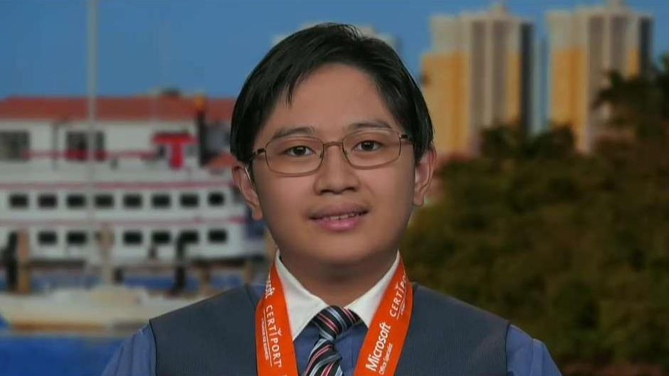 Microsoft Excel world champion Kevin Dimaculangan on winning a Microsoft Excel competition and his plans for the future.