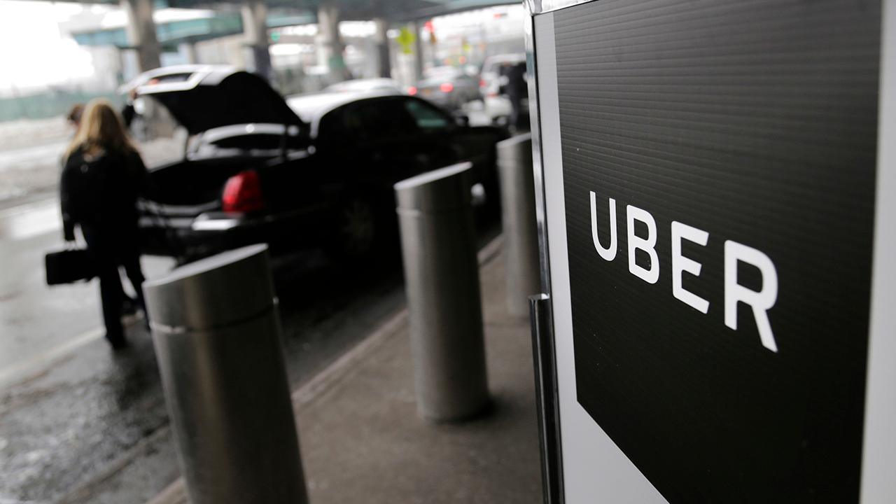 Fox Business Outlook: Wall Street Journal reports many Uber drivers are taking unnecessarily long routes to drive up fares.