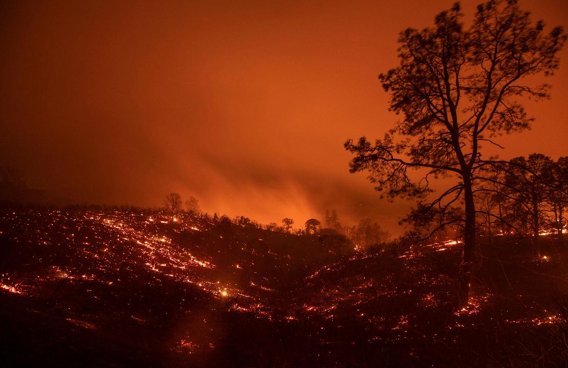 Rep. Tom McClintock (R-Calif.) discusses President Trump's tweet regarding the California wildfires and why the current environmental laws need to be changed.