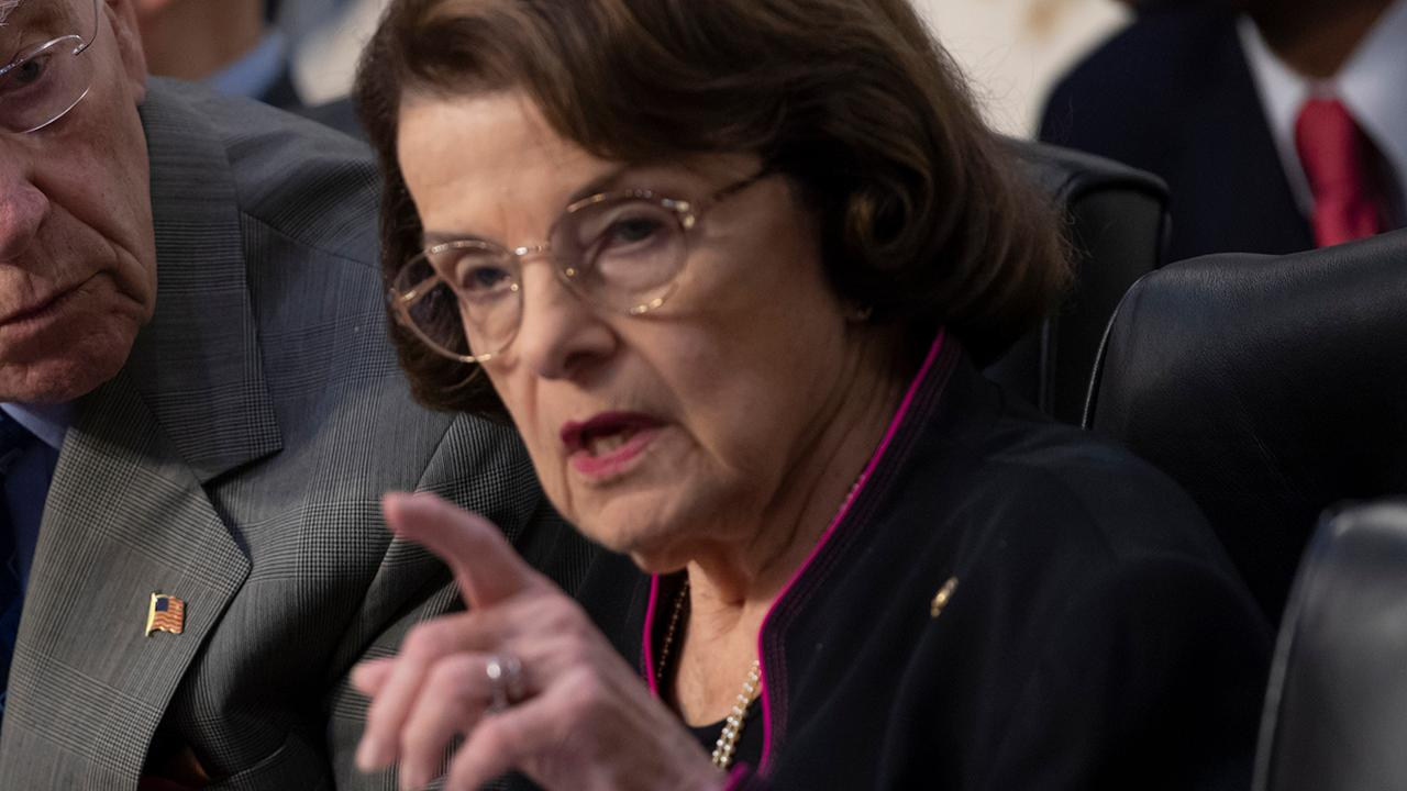 Luke Rosiak, investigative reporter for The Daily Caller, discusses how Senator Dianne Feinstein (D-Calif.) had a staffer who passed along information to the Chinese government.