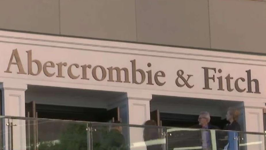 FBN's Kristina Partsinevelos on Abercrombie & Fitch teaming up with Venmo.