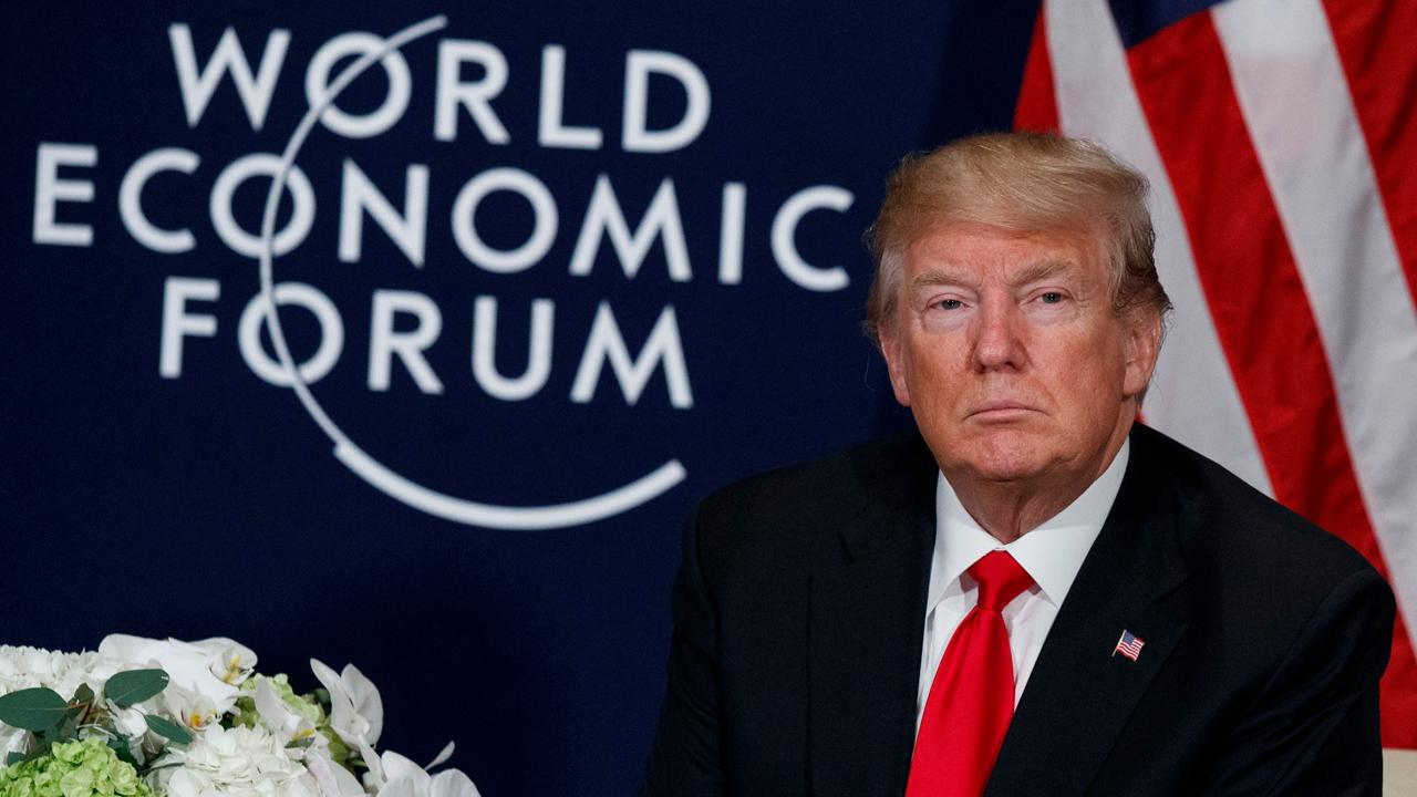 """Wall Street Journal assistant editor James Freeman discusses his new book """"borrowed time"""" and the strength of the U.S. economy under President Trump."""
