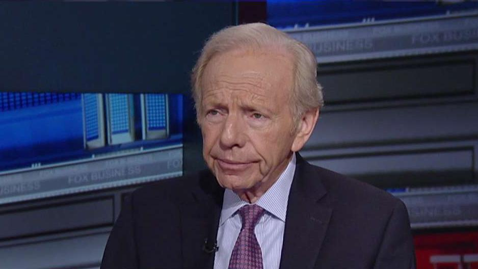 Former Sen. Joe Lieberman, (I-Ct.), on the tax reform legislation, the U.S. economy and the Federal Reserve.