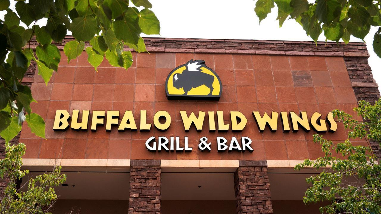 Fox News Headlines 24/7 sports reporter Jared Max on Buffalo Wild Wings potentially incorporating sports betting into its restaurants.