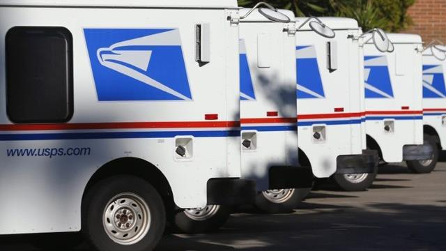 FBN's Susan Li on a new report that millennials can potentially save the struggling U.S. Postal Service.
