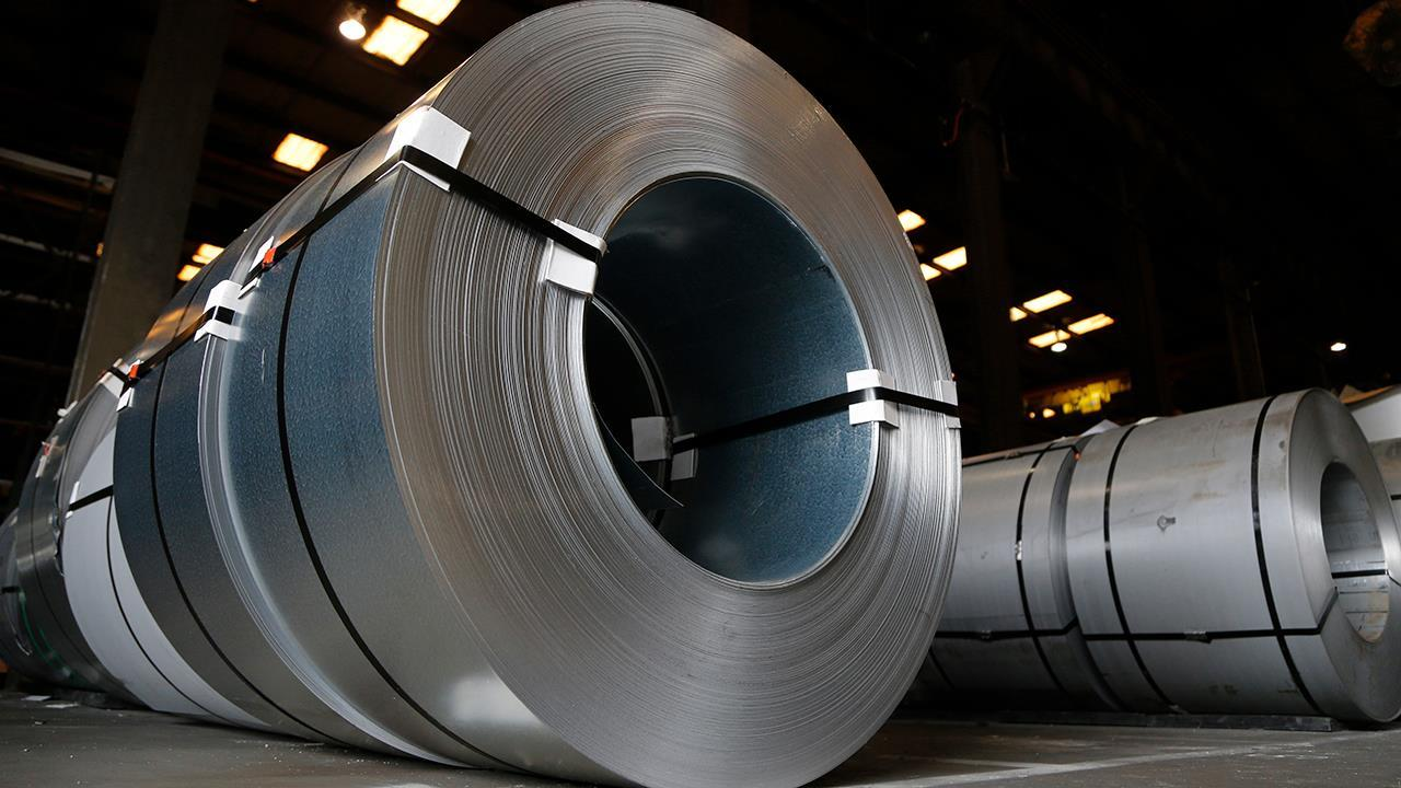Century Aluminum CEO Mike Bless on the impact of Trump's tariffs on U.S. aluminum industry.