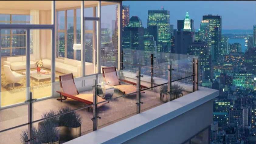 Douglas Elliman's Noble Black on the outlook for the New York City luxury housing market.