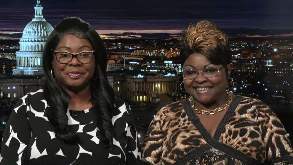 Social media stars Diamond & Silk discuss Twitter CEO Jack Dorsey's and Facebook COO Sheryl Sandberg's testimony on Capitol Hill.