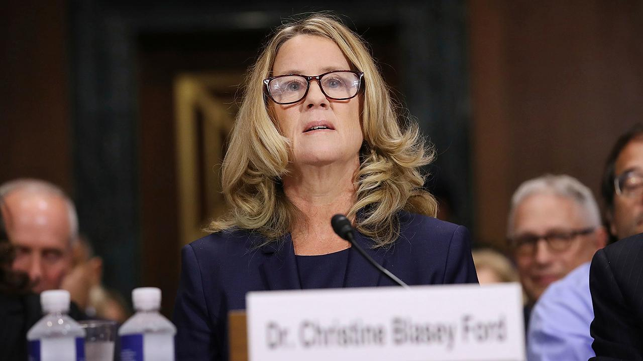 Did Democrats' grandstanding take away from Ford's testimony?