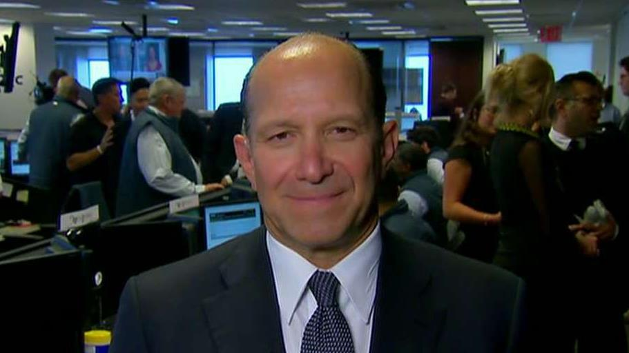 Cantor Fitzgerald CEO Howard Lutnick on how his company recovered from the 9/11 terrorist attack.