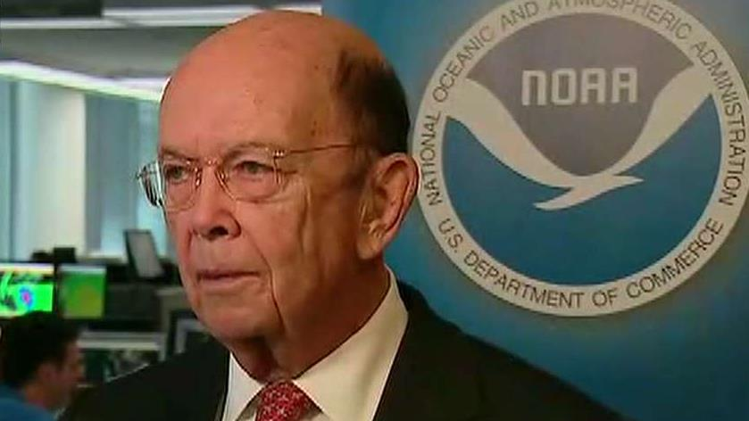 Commerce Secretary Wilbur Ross on Hurricane Florence's economic impact.