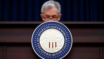 Federal Reserve Chairman Jerome Powell discusses the impact of a trade war on the U.S. economy.