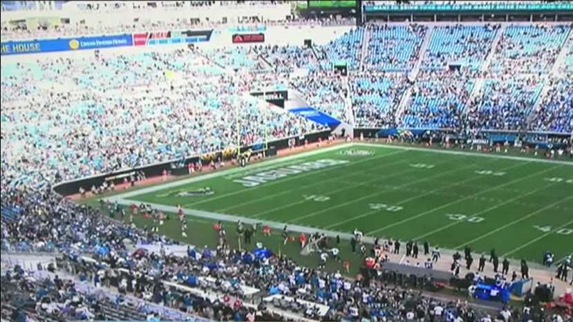 Former Trump campaign manager Michael Caputo says he sees a major problem with the NFL's inability to fill its stadium seats.