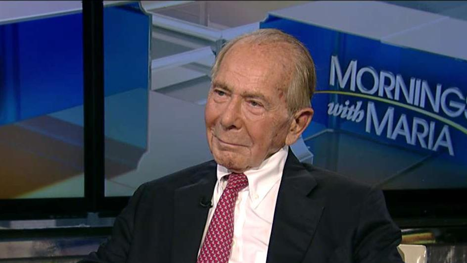 Former AIG CEO Hank Greenberg on U.S. trade tensions with China.