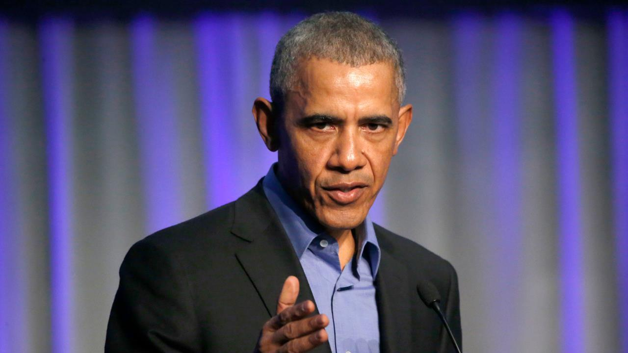FBN's Stuart Varney on President Obama hitting the campaign trail for Democratic candidates.