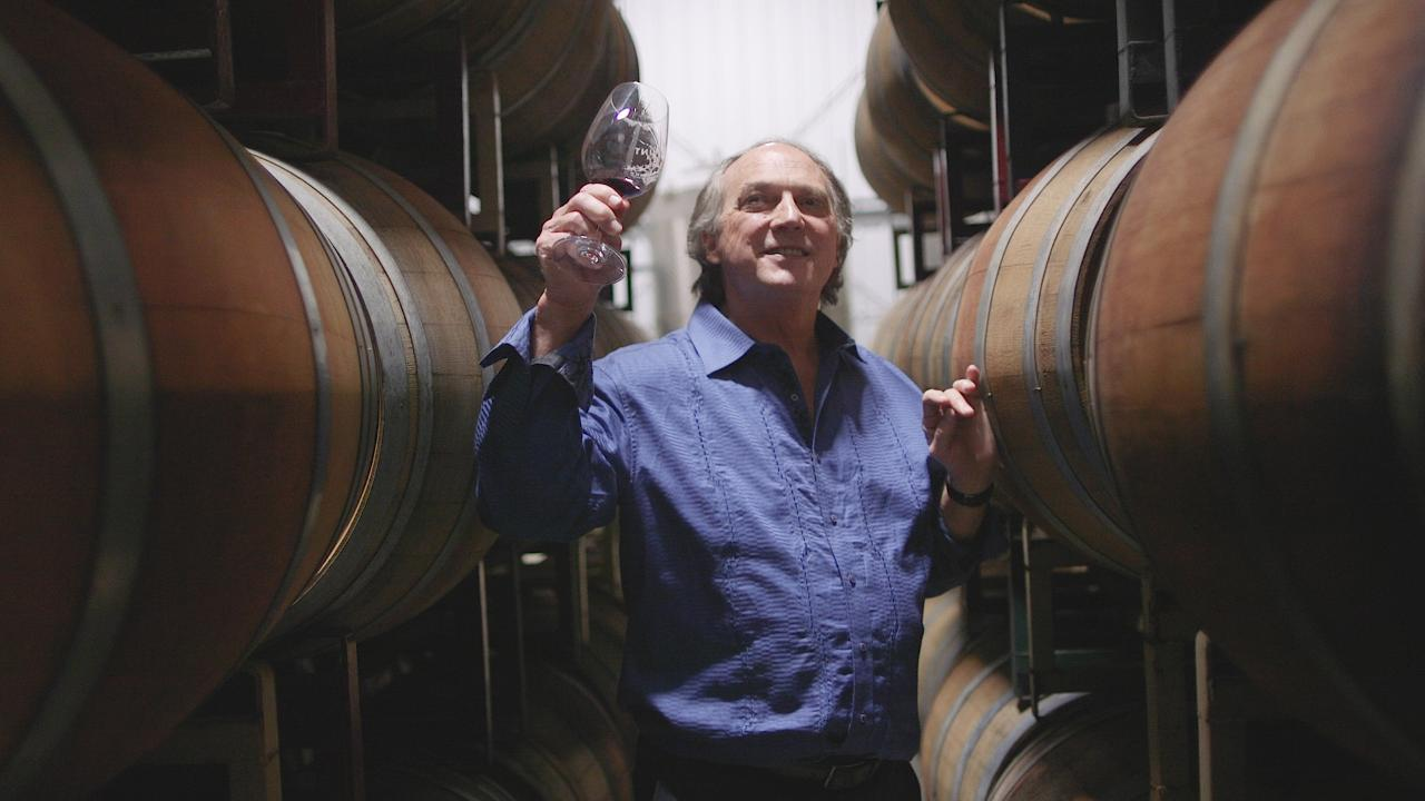 David Hunt is the founder of his namesake winery and vineyard, Hunt Cellars in Paso Robles, California. Hunt also suffers from a hereditary disease that left him blind. He tells Fox Business why being blind is simply 'an inconvenience' and how he runs a successful winery in spite of it.