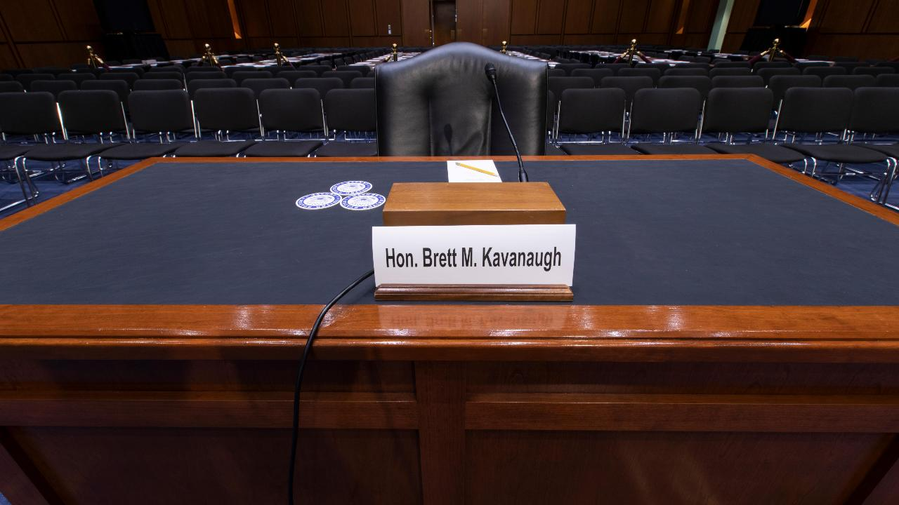 Will Democrats face backlash during midterms for trying to block Kavanaugh?
