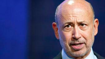 FBN's Charlie Gasparino says Goldman Sachs is building an expensive new office for its soon-to-be retiring CEO Lloyd Blankfein.