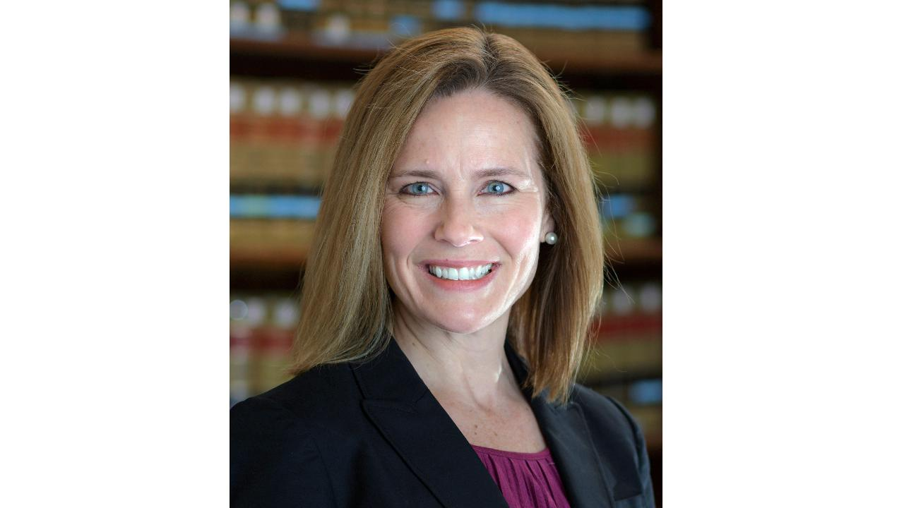 FOX Business' Kennedy says Judge Amy Coney Barrett as Judge Brett Kavanaugh's replacement presents a much greater challenge for progressives.