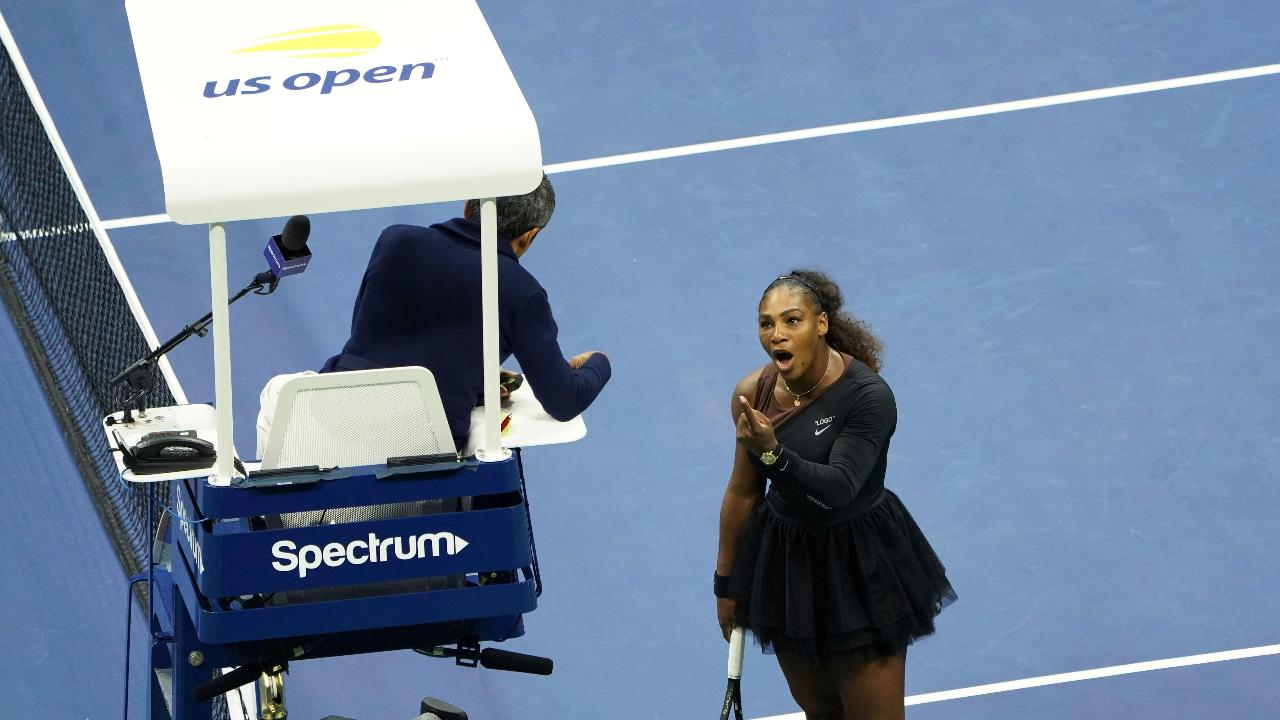 Super Bowl XV champion Burgess Owens on the fallout from Serena Williams accusing the chair umpire of sexism during the U.S. Open championship match.
