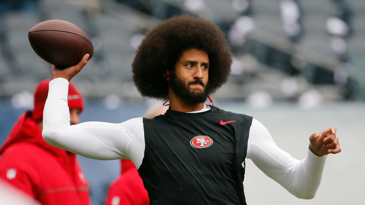 'Speak for Yourself' host Jason Whitlock on the controversy over Nike's Colin Kaepernick ad.