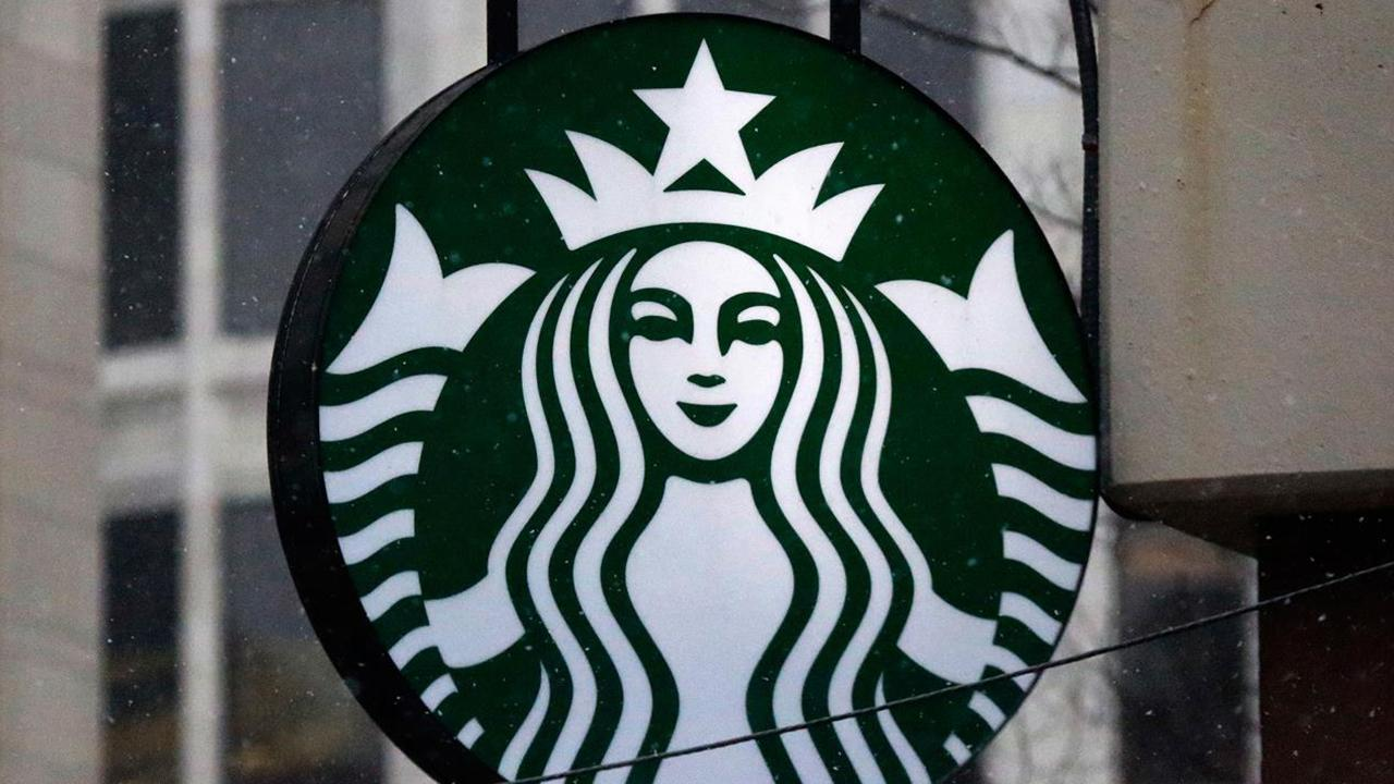 Morning Business Outlook: Starbucks CEO Kevin Johnson tells employees that falling sales are forcing the company to restructure; Amazon is teaming up with Snapchat to bring customers a new way to shop.