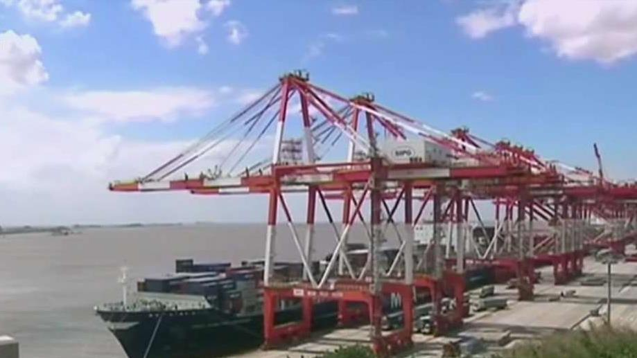 President Trump announces tariffs on another $200 billion of Chinese goods. FOX Business' Edward Lawrence reports on the exemptions included in the latest round of tariffs.