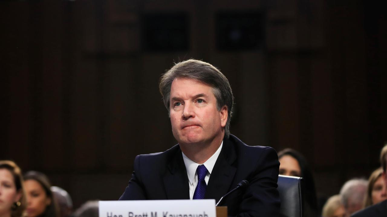 FBN's Stuart Varney on how a second woman accused Supreme Court nominee Brett Kavanaugh of sexual assault.