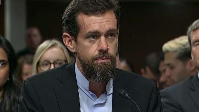 Twitter CEO Jack Dorsey on the impact of Twitter on debate in a democracy.