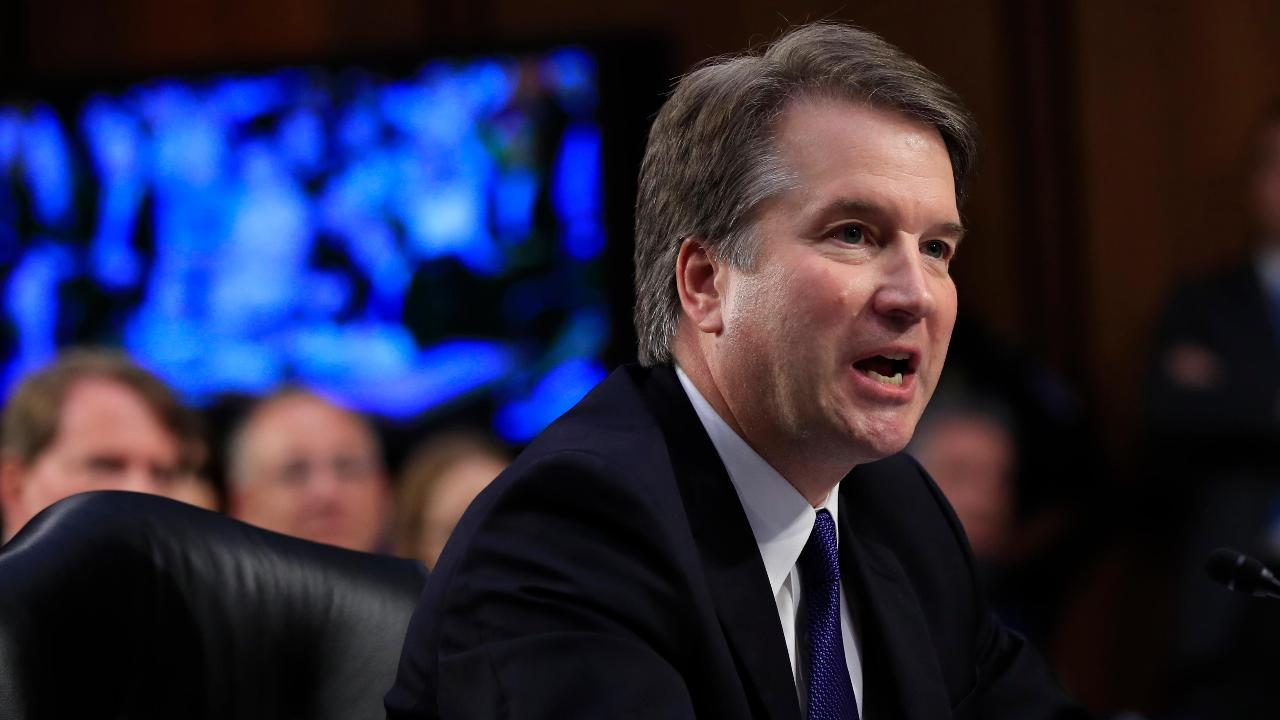 FBN's Stuart Varney discusses the sexual misconduct allegations made against Supreme Court nominee Brett Kavanaugh and how Democrats are trying to delay the hearing.