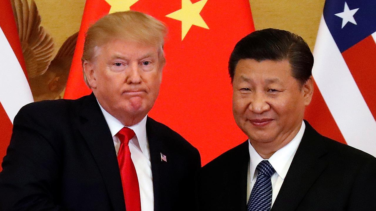 Peter Morici, professor at the University of Maryland, discusses how the Trump administration imposed tariffs on $200 billion worth of Chinese goods and why raising the unemployment rate in China would put pressure on Beijing.