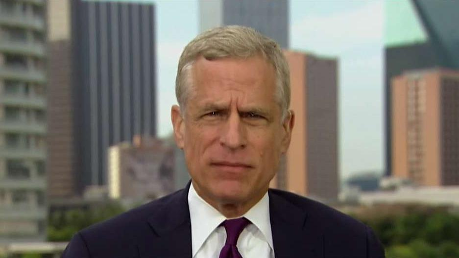 Dallas Federal Reserve Bank President Robert Kaplan on the state of the U.S. job market and economy, the outlook for Federal Reserve policy and the potential impact of trade tensions.