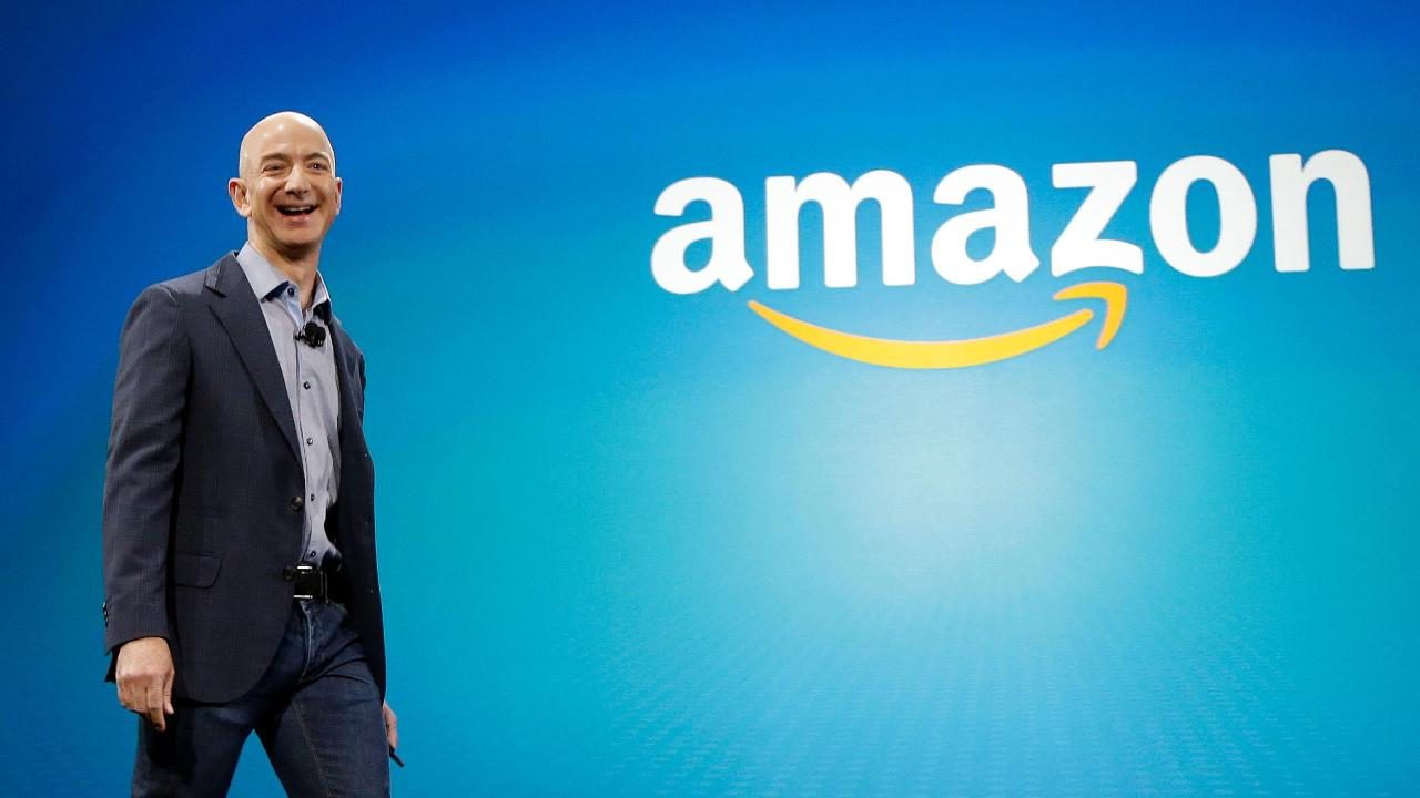 "Fox News political contributor Tammy Bruce, Christine Pelosi, daughter of Rep. Nancy Pelosi (D-Calif.), American Greatness editor Chris Buskirk on how Amazon CEO Jeff Bezos launched a $2 billion ""Day One Fund"" to support underserved communities."