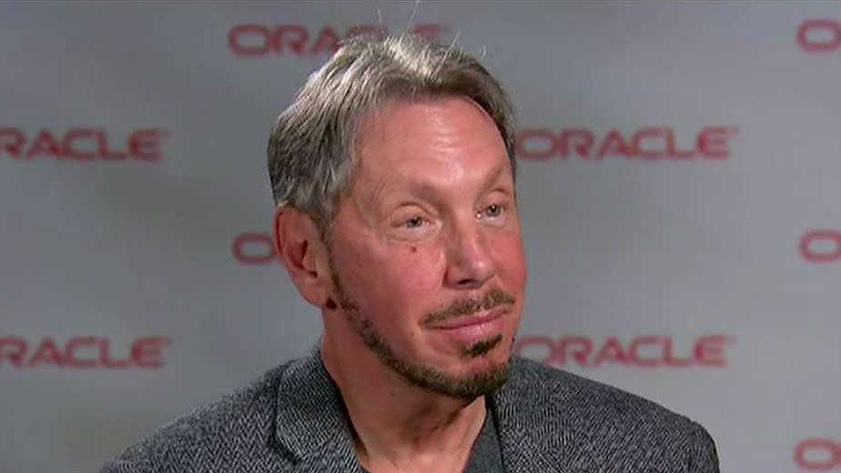 Oracle co-founder Larry Ellison on how he achieved success and the state of the movie industry.