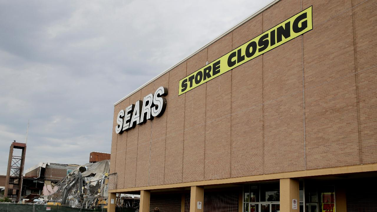 These Sears, Kmart stores are closing after bankruptcy | Fox Business