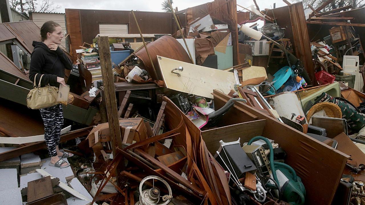 Florida Attorney General Pam Bondi on efforts to take on price gouging after Hurricane Michael.