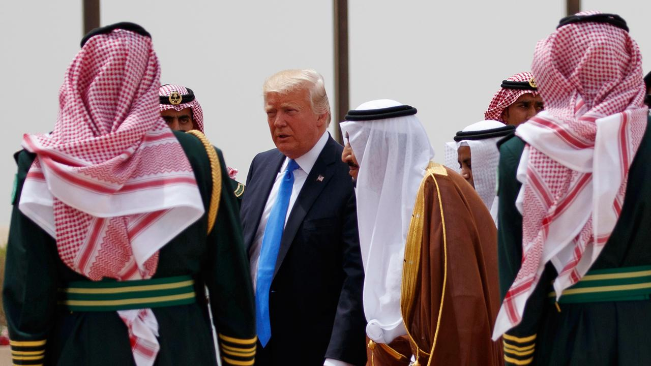 Hoover Institution Senior Fellow Ed Lazear on the market reaction to U.S. tensions with Saudi Arabia and the Trump administration's trade strategy with China.