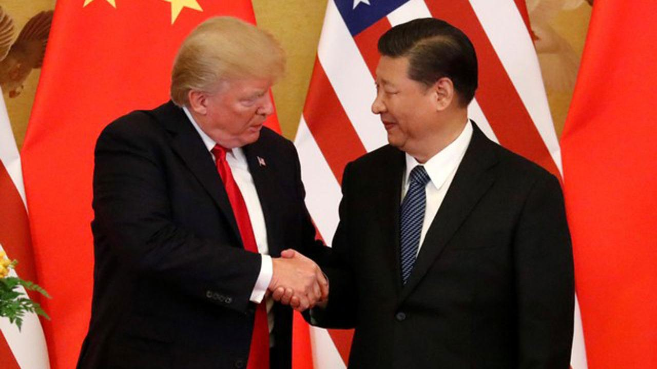 Hudson Institute's Michael Pillsbury on the U.S. trade tensions with China.