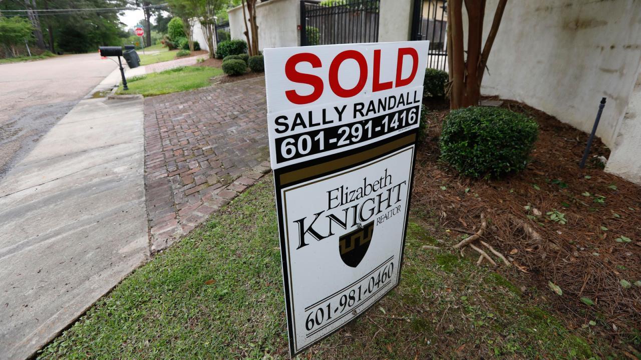 More evidence housing market weakening