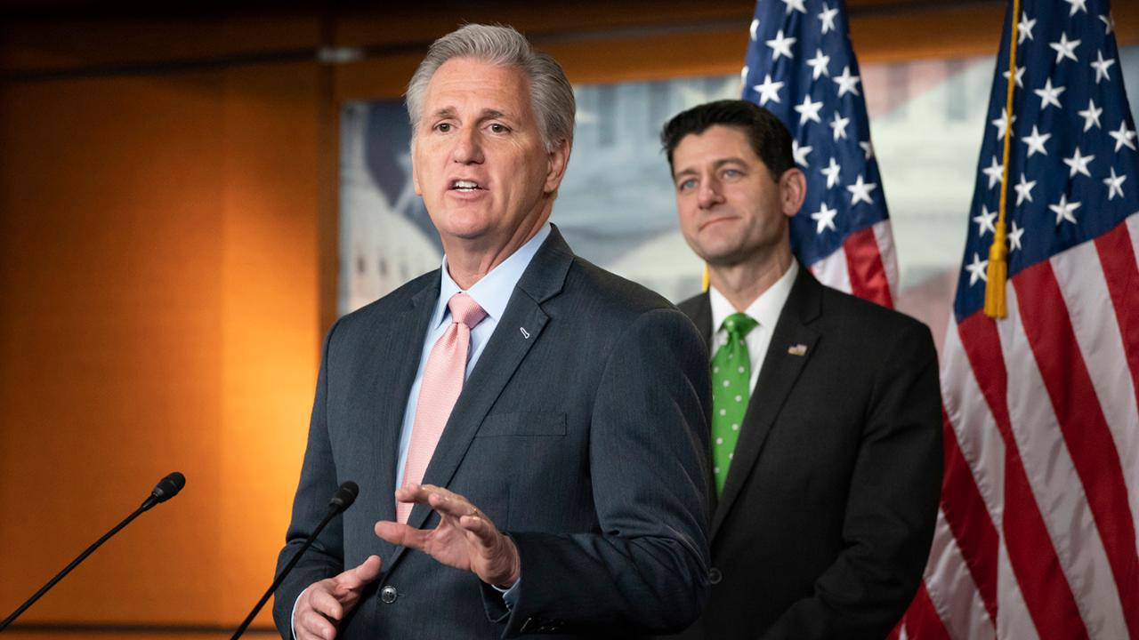 House Majority Leader Kevin McCarthy, (R-Calif.), on the heated political climate leading into the midterm elections and the debate over immigration reform.