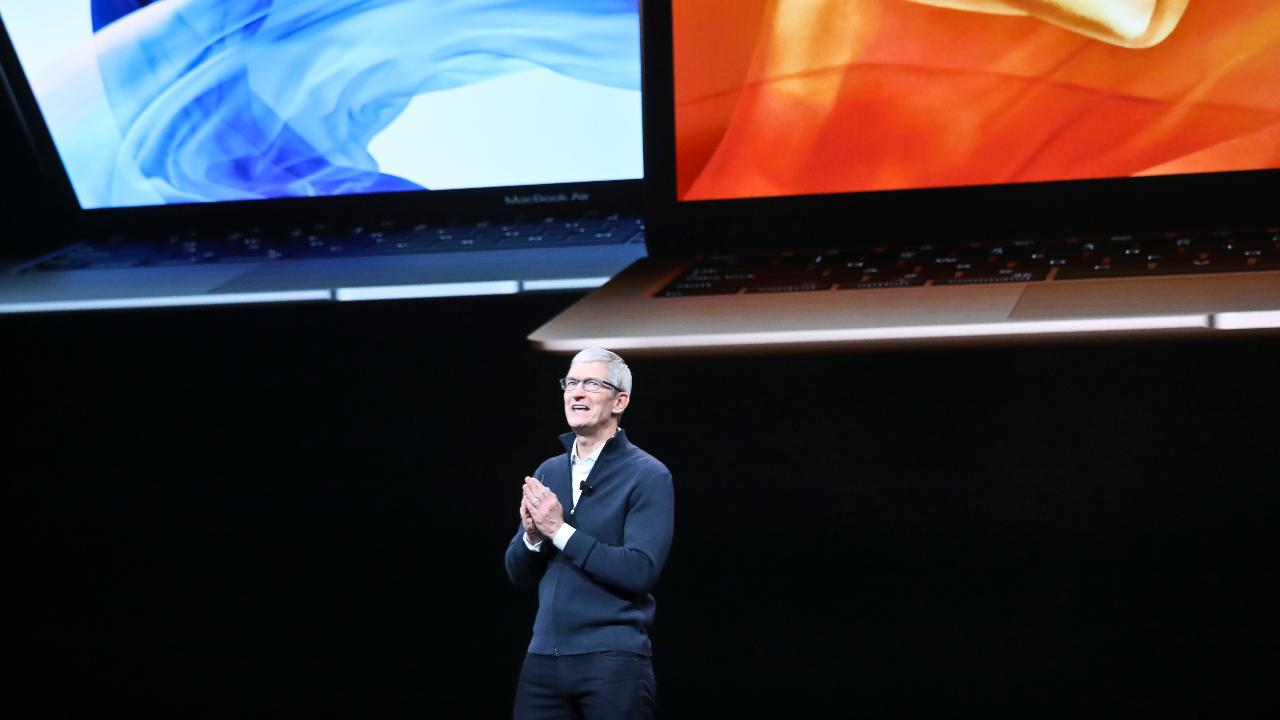 Tech analyst Russ Frushtick on Apple's new products and the state of the tech sector.