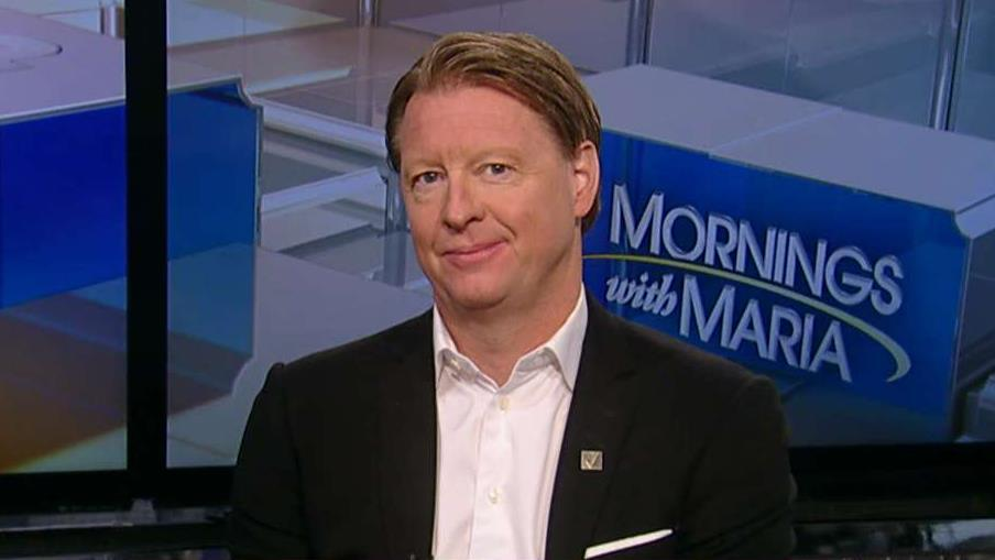 Verizon CEO Hans Vestberg weighs in on the new NAFTA deal and the benefits of the company's 5G internet service.