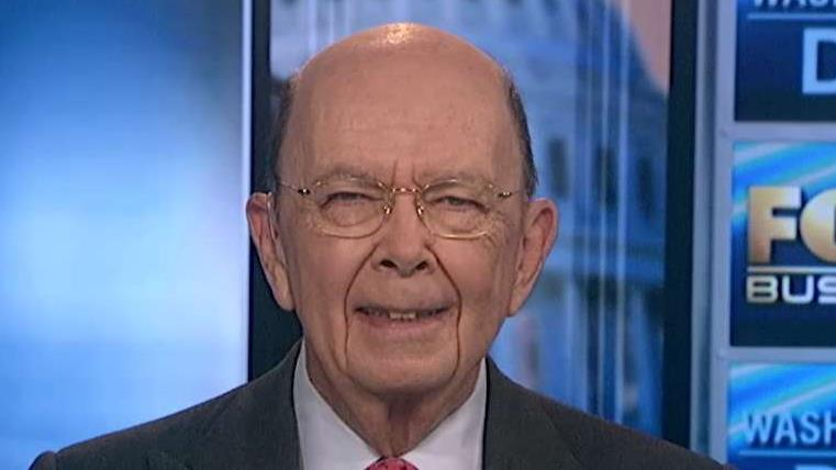 U.S. Commerce Secretary Wilbur Ross says the United States-Mexico-Canada Agreement is a win for American e-commerce and the  dairy industry.